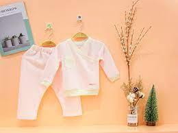 Bộ Kaizoo Tay Dài Cổ Chéo Cotton Xốp Hàn Quốc 3 màu trắng, xanh, hồng 6  Tháng - 4 Tuổi (RTD2820) (Sao chép) - Royal Store - Chuyên đồ sơ sinh và  trẻ em cao cấp