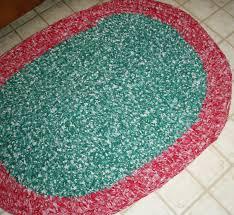 crocheted rag rug tutorial