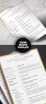 20 Free Cv Resume Templates Psd Mockups Idevie