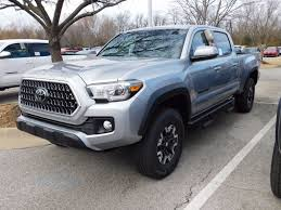 2018 New Toyota Tacoma TRD Off Road Double Cab 6' Bed V6 4x4 ...