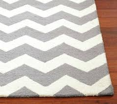 grey and white rug 8x10 grey and white chevron rug