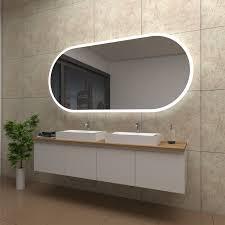 Ovale Badezimmerspiegel Mit Touchscreen Wohnzimmer Ideen 66 Spektakulär Ovale Badezimmerspiegel Du Wirst Es Lieben