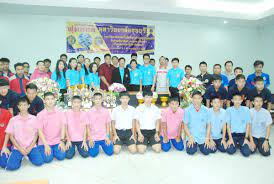 รแถลงข่าว การจัดการแข่งขัน ฟุตซอล ม.ธนบุรี -เทคโนโลยีหมู่บ้านครูคัพ -  Chiang Mai News
