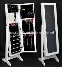 over the door mirrored jewelry armoire adamhosmer for over the door jewelry armoire