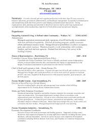 Transform Non Profit Resume Cover Letter In Non Profit Executive Director  Resume Examples