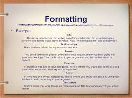 enc drafting the discourse community ethnography 23 formatting • example