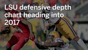 Lsu Defensive Depth Chart Entering 2017 Sports Nola Com