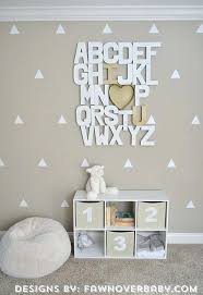 wall letters for nursery room in a box neutral nursery 6 piece nursery gender neutral nursery wall letters