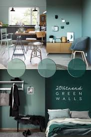 Best 25+ Green wall color ideas on Pinterest | Green walls, Green ...