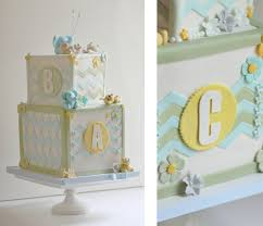 The Couture Cakery - Baby Shower cake