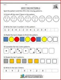 Pattern Song Custom Here's A Nice Form For Assessing Student Understanding Of Patterns