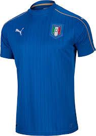 Puma Size Chart Football Shirt Puma Italy Home Jersey 2016