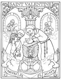 Christian Saints Coloring Pages 2018 Open Coloring Pages