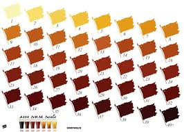 Srm Chart Srm Beer Color Scale