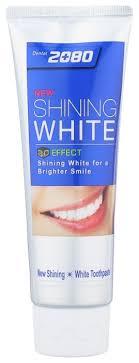 <b>Зубная паста</b> Dental Clinic 2080 <b>Сияющая</b> белизна ...