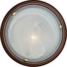Настенно-<b>потолочный светильник Sonex</b> Lufe wood 236 купить в ...