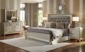 Queen Bedroom Suite Diva Upholstered Queen Bed The Brick