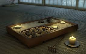 Small Picture Miniature zen garden