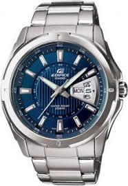 <b>Часы</b> мужские <b>CASIO EF</b>-<b>129D</b>-<b>2A</b>: 316l — купить в интернет ...