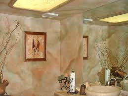 faux painting wallsBathroom Wall Faux Painting  ideas