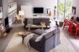 Soggiorno Ikea 2015 : Arredamento soggiorno ikea in vetro colore bianco contemporart