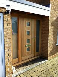 new front doorsAcorn Joinery  Kitchens Latest Project New Front Doors  Alston