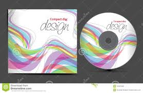 Cd Cover Design Stock Vector Illustration Of Equipment 15324409