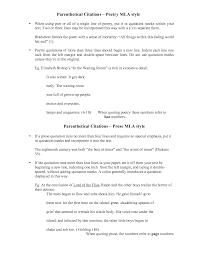 010 Essay Example Citation Mla Our Work Cite Paper Parenthetical