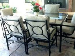 hampton bay fall river 7 piece patio dining set bay outdoor dining set bay dining set