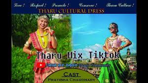 Beautiful Tharu Star Tiktok Video Pratibha Chaudhary - YouTube