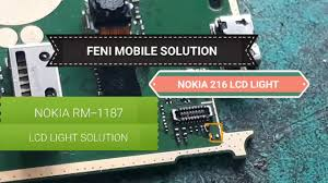 Nokia 216 Display Light Solution Nokia Rm 1187 Lcd Light Solution