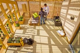 danish students embrace house for two boasts a super energy efficient double envelope inhabitat green design innovation architecture green building