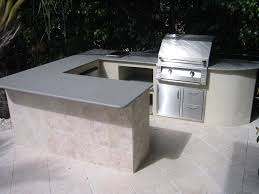 Modular Bbq Outdoor Kitchen Custom Outdoor Kitchens And Built In Bbq Grill Islands Gas
