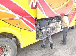 La Policía de la Unidad Operativa Fronteriza Sur impide un aparente contrabando de ropa, frutas, golosinas e insumos agrícolas : Policial : La Hora Noticias de Ecuador, sus provincias y el mundo