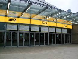 entrance to manchester arena