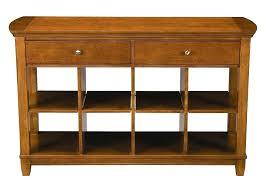bridges 2 drawer 4 shelf sofa table thomasville fredericksburg