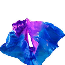 Shop <b>Belly Dance Props Women</b> Belly Dance Silk Veils 250/270 ...