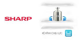 Kết quả hình ảnh cho TỦ LẠNH SHARP 585 LÍT - XP590PG-BK