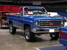 73-87 Convertible Pick-Up - The 1947 - Present Chevrolet & GMC Truck ...