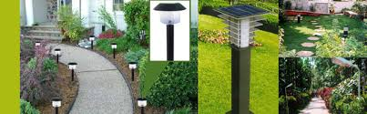 Outdoor Lights With Solar Panel Solar Lights Outdoorlandscape Solar Lights India
