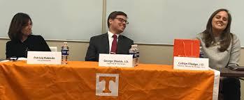 Local professionals discuss success post-graduation | Tennessee Journalist