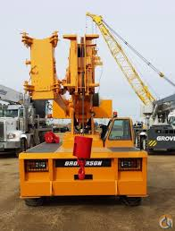 Sold 2010 Broderson Ic 200 3g Crane For In Nisku Alberta On