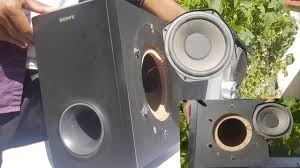 F&D T388 (14000watts) WIRELESS SOUNDBAR SYSTEM WITH BIG SUB WOOFER (SOUND  TEST/BASS TEST) - YouTube