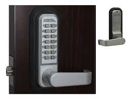 lockey 2835 lever handle latchbolt keypad lock