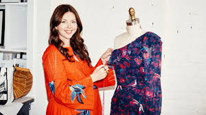 Fashion Designer Taylor Tanya Taylor Talks Size Inclusivity And Her Feminine Designs