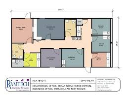 office building blueprints. Office Building Blueprints 7 Modular Medical Floor Plans Healthcare Clinics Offices Small Interesting Indian House Plan I