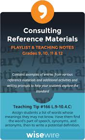 Consulting Reference Materials Playlist And Teaching Notes