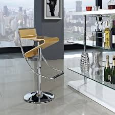 adjustable height swivel bar stool. Zig-Zag Adjustable Height Swivel Bar Stoolby Modway Walnut Color For Modern Room Sleek Tile Stool S