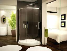 glass shower doors hinged door enclosures cost enclosure how much does