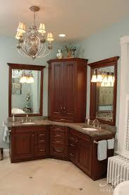 Corner Bathroom Sink Cabinets 17 Best Ideas About Corner Bathroom Vanity 2017 On Pinterest